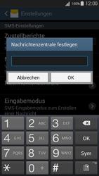 Samsung I9301i Galaxy S III Neo - SMS - Manuelle Konfiguration - Schritt 7