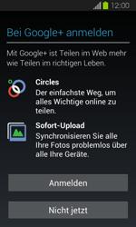 Samsung Galaxy Express - Apps - Einrichten des App Stores - Schritt 15
