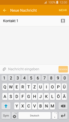 Samsung Galaxy J3 (2016) - MMS - Erstellen und senden - 0 / 0