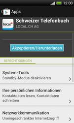 HTC One SV - Apps - Installieren von Apps - Schritt 8