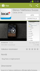 Samsung Galaxy S III LTE - Applicazioni - Installazione delle applicazioni - Fase 9