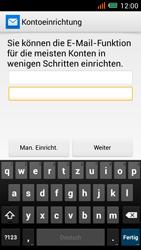 Alcatel One Touch Idol Mini - E-Mail - Manuelle Konfiguration - Schritt 10