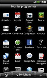 HTC A8181 Desire - E-mail - envoyer un e-mail - Étape 2