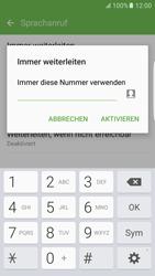 Samsung G925F Galaxy S6 edge - Android M - Anrufe - Rufumleitungen setzen und löschen - Schritt 10