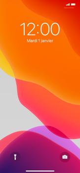Apple iPhone 11 Pro Max - Téléphone mobile - Comment effectuer une réinitialisation logicielle - Étape 4