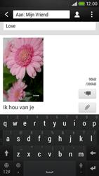 HTC Desire 601 - MMS - hoe te versturen - Stap 17
