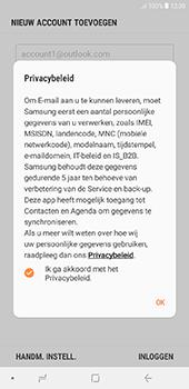 Samsung Galaxy J6 Plus - e-mail - handmatig instellen - stap 11