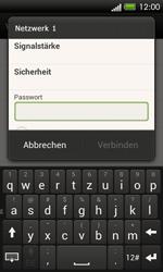 HTC One SV - WiFi - WiFi-Konfiguration - Schritt 7