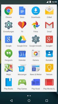 Motorola Google Nexus 6 - E-Mail - Konto einrichten - Schritt 3