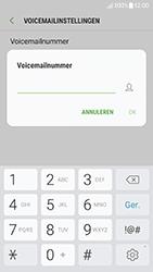 Samsung Galaxy A5 (2016) - Android Nougat - voicemail - handmatig instellen - stap 8
