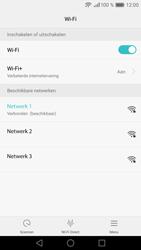 Huawei Huawei P9 - wifi - handmatig instellen - stap 8