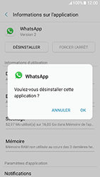Samsung Galaxy A3 (2017) - Applications - Comment désinstaller une application - Étape 7