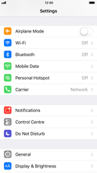 Apple iPhone 6s - iOS 11 - Network - Change networkmode - Step 4