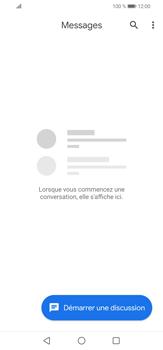 Huawei P30 lite - Contact, Appels, SMS/MMS - Envoyer un SMS - Étape 3