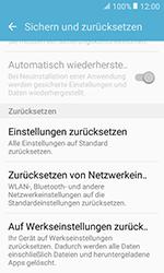 Samsung Galaxy Xcover 3 VE - Fehlerbehebung - Handy zurücksetzen - 8 / 12