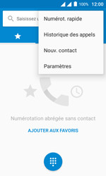 Alcatel Pixi 4 (4) - Messagerie vocale - configuration manuelle - Étape 5