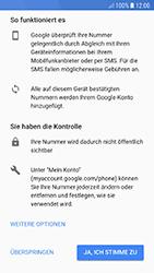 Samsung Galaxy A5 (2017) - Apps - Konto anlegen und einrichten - 14 / 21