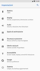 Nokia 8 - Dispositivo - Ripristino delle impostazioni originali - Fase 5
