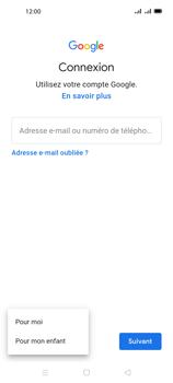 Oppo A72 - Applications - Créer un compte - Étape 6