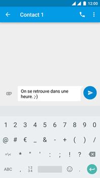 OnePlus 3 - MMS - envoi d'images - Étape 6