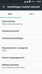 Alcatel Pixi 4 (5) - Internet - dataroaming uitschakelen - Stap 10