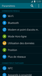 Samsung Galaxy S5 Mini (G800) - Internet - configuration manuelle - Étape 5