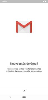 Google Pixel 3a - E-mails - Ajouter ou modifier votre compte Gmail - Étape 4