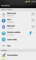 HTC Desire 500 - Internet - configuration manuelle - Étape 5
