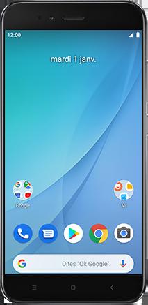 Xiaomi Redmi S2 - Internet - Configuration manuelle - Étape 1