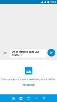 OnePlus 3 - MMS - envoi d'images - Étape 8