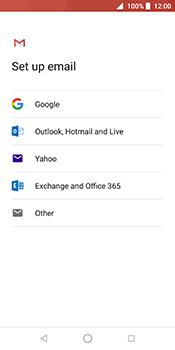 ZTE Blade V9 - E-mail - Manual configuration (gmail) - Step 7