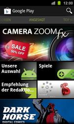 Samsung Galaxy Ace 2 - Apps - Konto anlegen und einrichten - 18 / 19