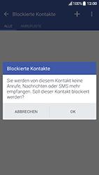 HTC 10 - Android Nougat - Anrufe - Anrufe blockieren - Schritt 11