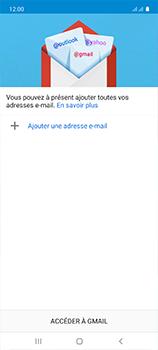 Samsung Galaxy A51 - E-mail - 032b. Email wizard - Yahoo - Étape 6