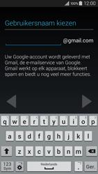 Samsung A300FU Galaxy A3 - Applicaties - Account aanmaken - Stap 8