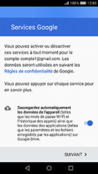 Huawei Y6 (2017) - E-mail - Configuration manuelle (gmail) - Étape 13