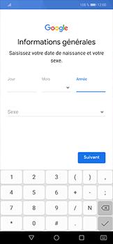 Huawei Mate 20 lite - Applications - Créer un compte - Étape 8