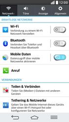 LG G2 mini - Netzwerk - Netzwerkeinstellungen ändern - 4 / 7