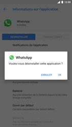 Nokia 8 - Applications - Comment désinstaller une application - Étape 8