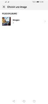 Huawei Y6 (2019) - E-mails - Envoyer un e-mail - Étape 12