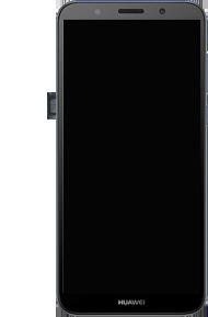Huawei Y5 (2018) - Premiers pas - Insérer la carte SIM - Étape 3