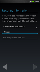 HTC One - Applications - Setting up the application store - Step 10