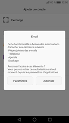 Huawei P9 - E-mail - Configurer l