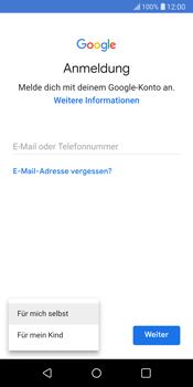 LG G6 - Apps - Konto anlegen und einrichten - 4 / 22