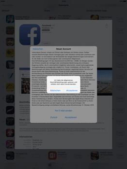 Apple iPad Pro 12.9 inch - Apps - Konto anlegen und einrichten - 21 / 35