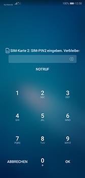 Huawei P20 - Android Pie - Gerät - Einen Soft-Reset durchführen - Schritt 5