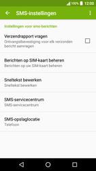 Acer Liquid Zest 4G - SMS - Handmatig instellen - Stap 7