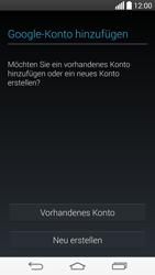 LG G3 - Apps - Konto anlegen und einrichten - 4 / 22
