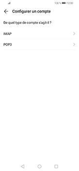 Huawei P30 lite - E-mails - Ajouter ou modifier un compte e-mail - Étape 8