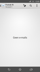 Sony E2003 Xperia E4G - e-mail - handmatig instellen - stap 4